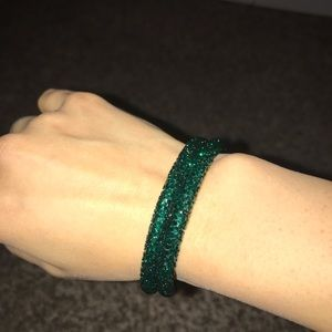 NWT Swarovski Crystal Dust Bracelet